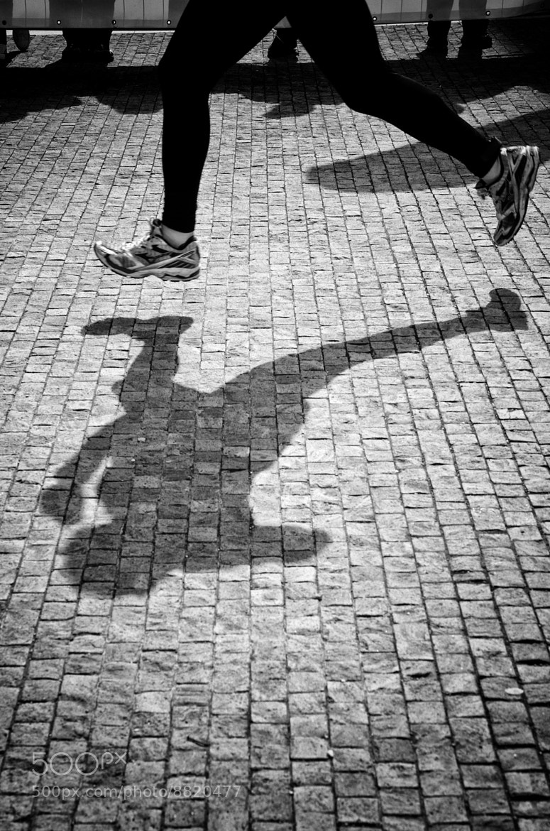 Photograph Running by Martin Hricko on 500px