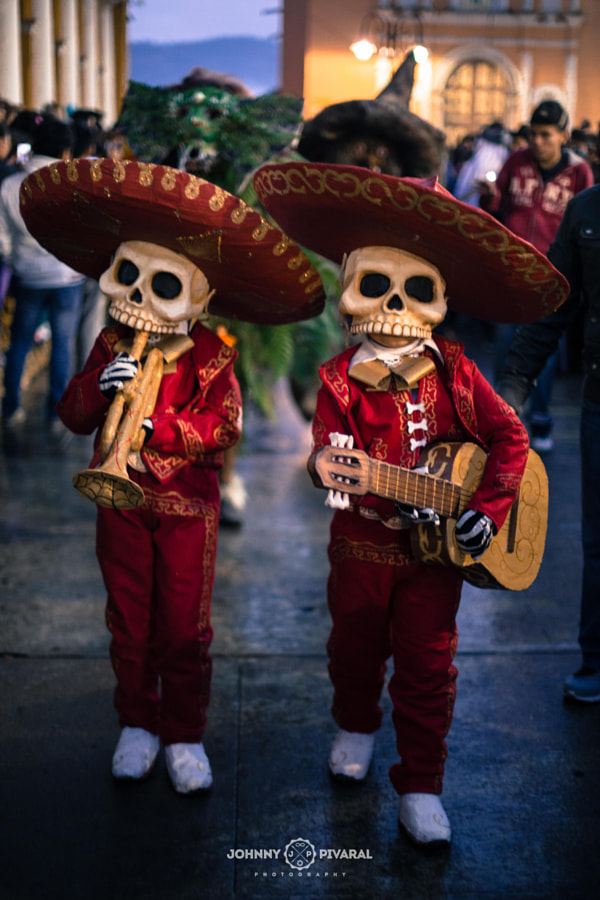 Dia de Muertos México by Johnny Pivaral on 500px.com
