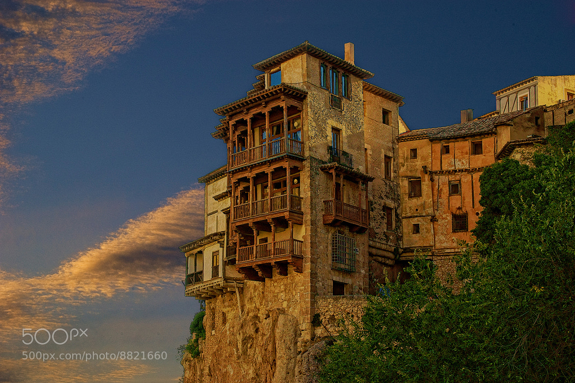 Photograph Cuenca. Spain by Jorge Cacharrón on 500px