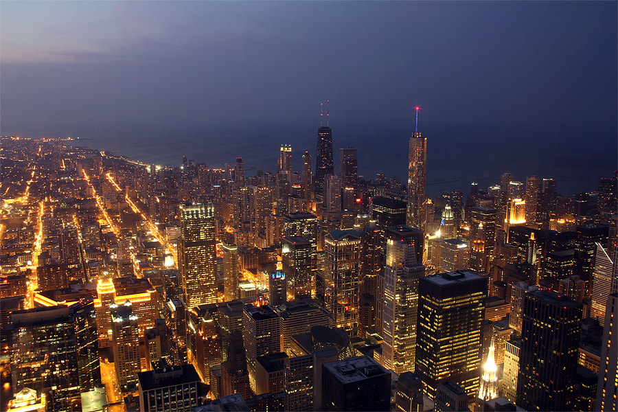 Photograph Chicago by Damon M. on 500px