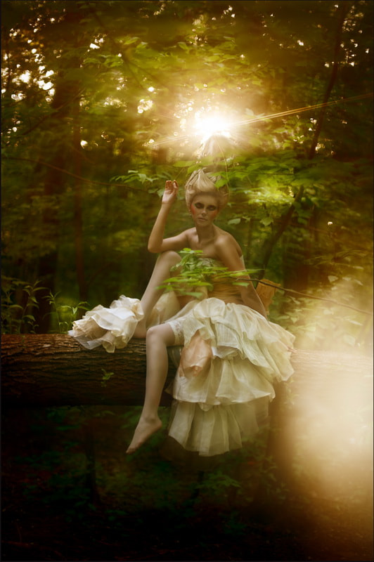 Photograph Forest Fairy by Satin Popalam Putyatina  on 500px