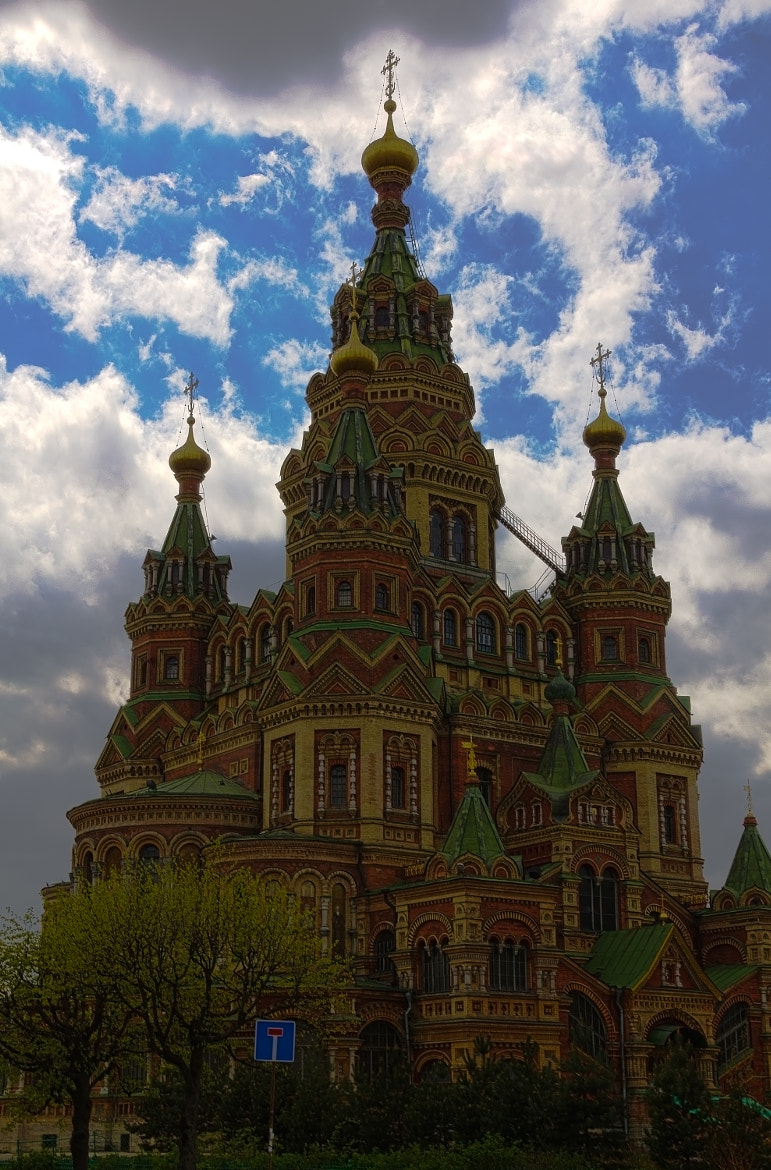 Photograph Saints Peter and Paul Cathedral by Alexandra Brovko on 500px