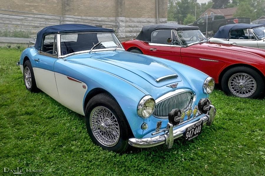 1963 Austin-Healey 3000 Mk2