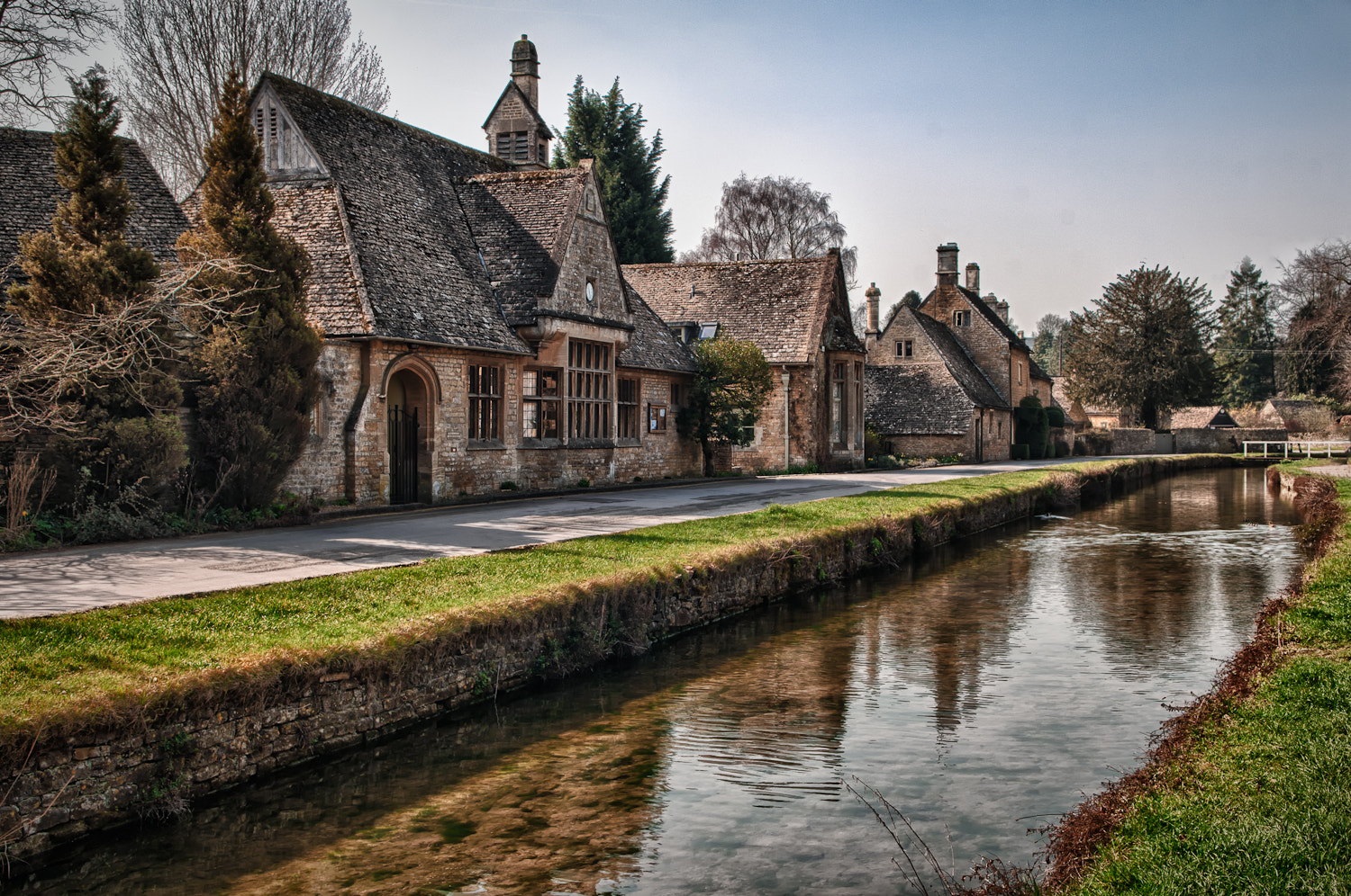Photograph Lower Slaughter - Cotswolds by Martin Tyler on 500px