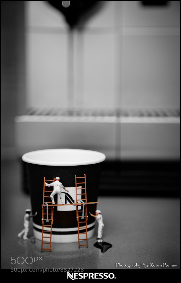 Photograph Nespresso, What Else ? by Rotem Benaim on 500px