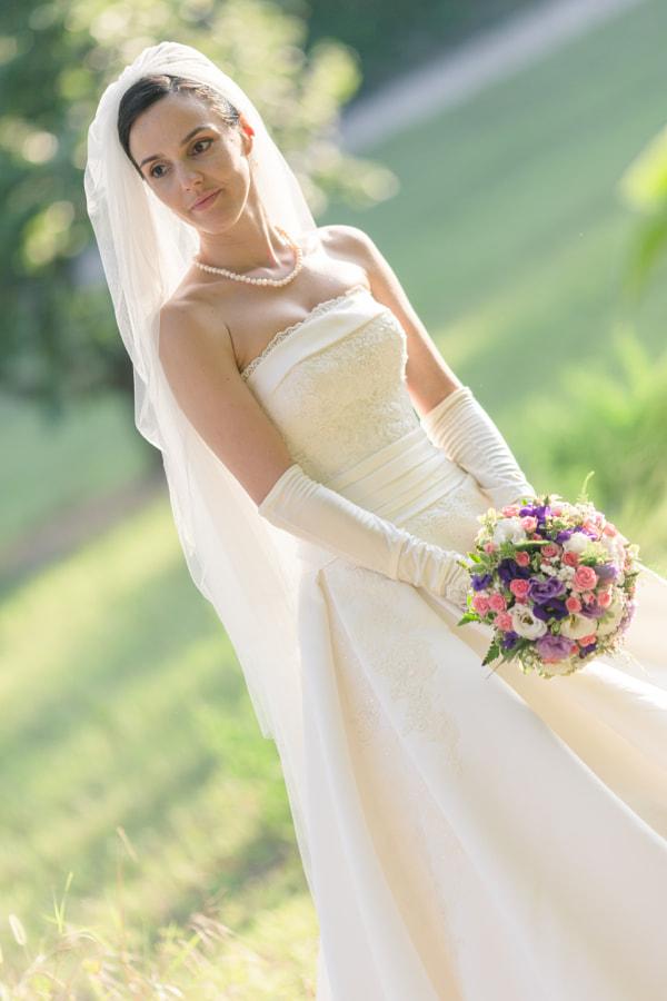 Mariage Joanna Thomas