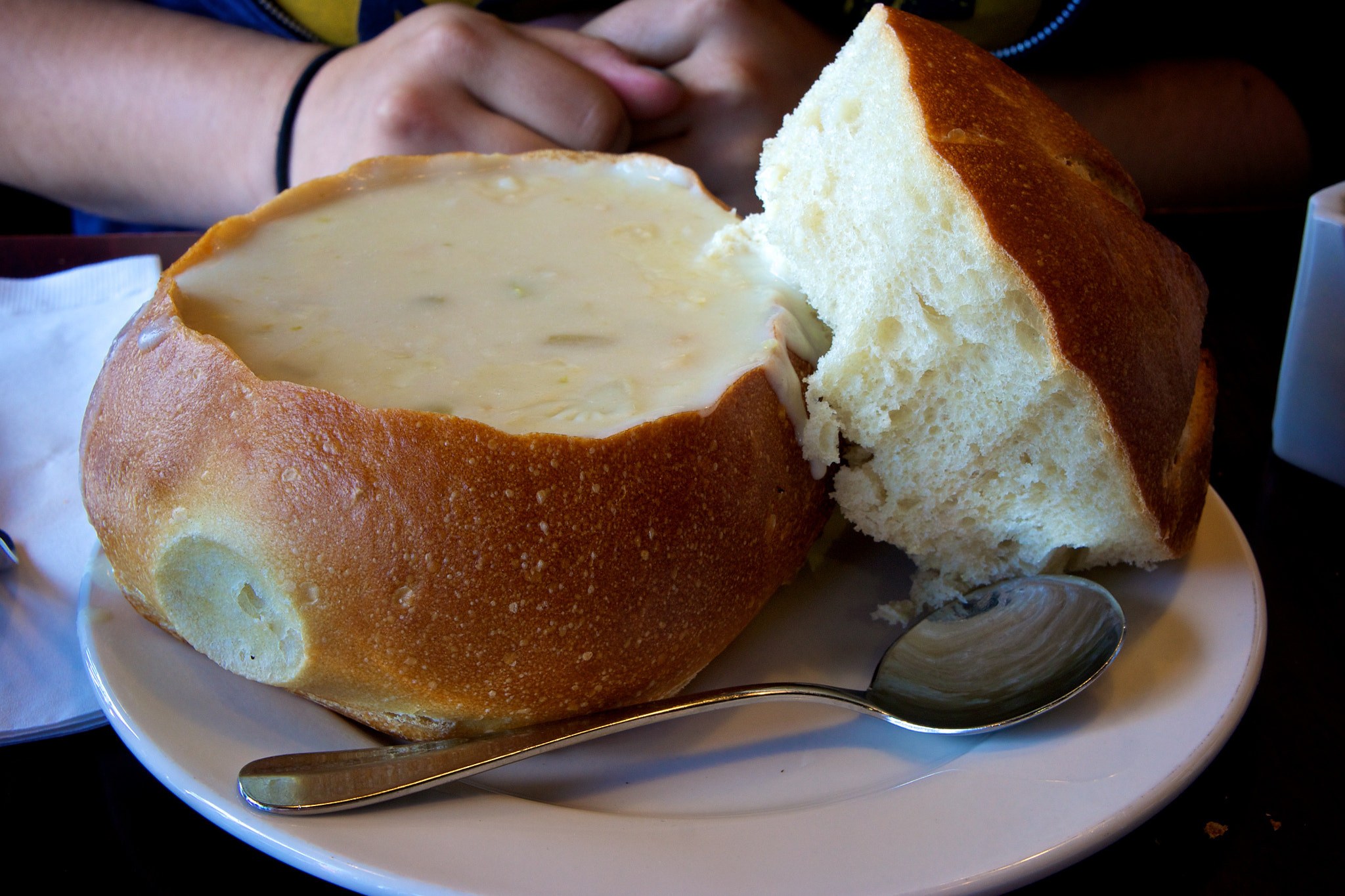 Photograph Clam Chowder by Thomas Moore on 500px