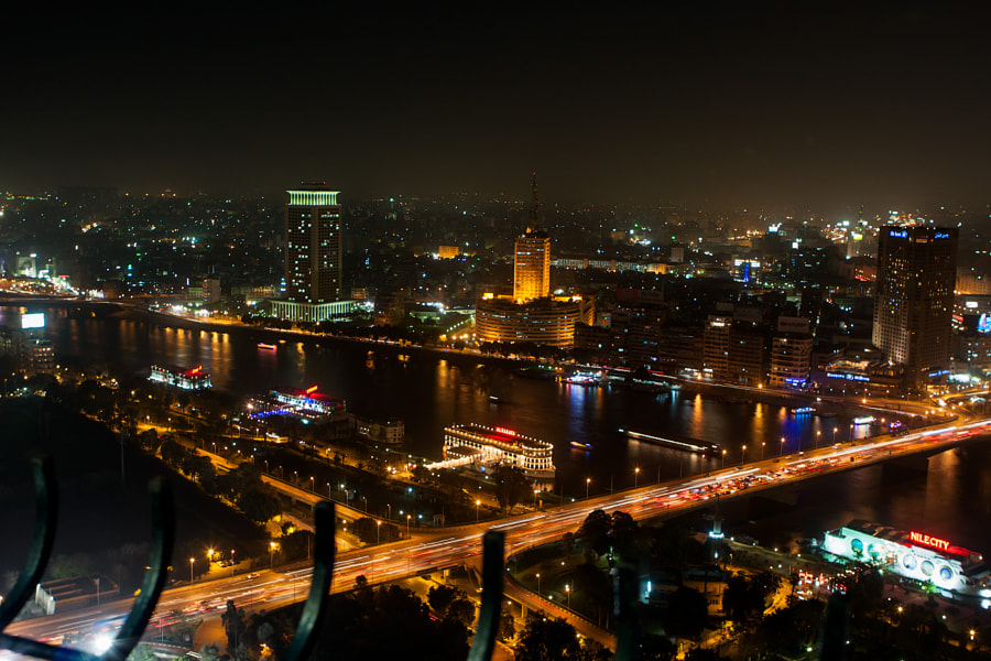 Night Cairo
