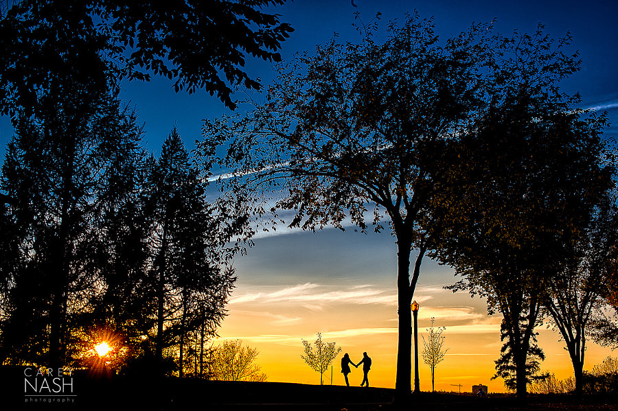 Photograph engagement session by Carey Nash on 500px