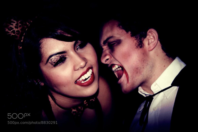 Photograph Vampire by Cinthia Manochio Vieira on 500px