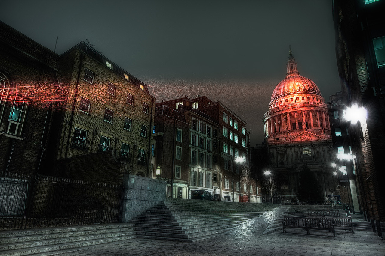 Photograph St Paul's Cathedral - World AIDS Day by Michael Murphy on 500px