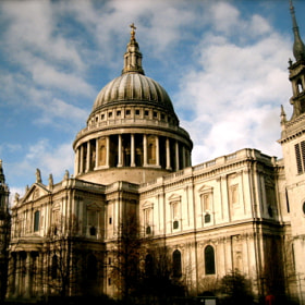 St. Paul's Cathedral by Vera Lim (vera2)) on 500px.com