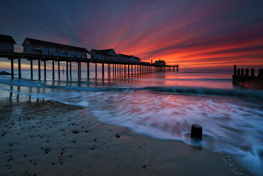 Southwold Pier Sunrise #2