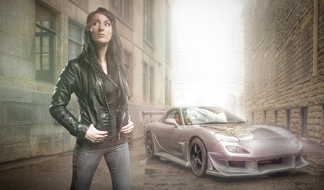 Photograph Mazda RX7 RZ by The Photo Fiend on 500px