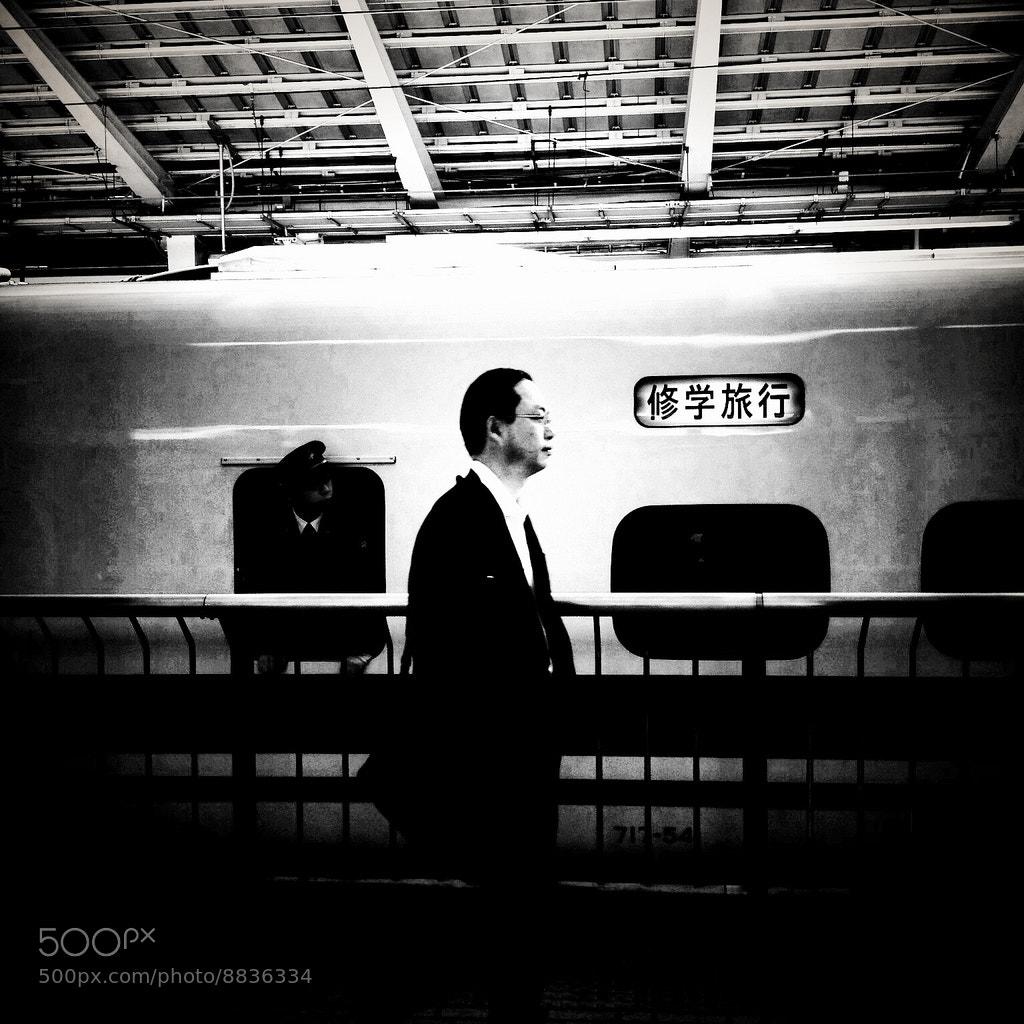 Photograph Business Trip by Masahiro Jitsuda on 500px