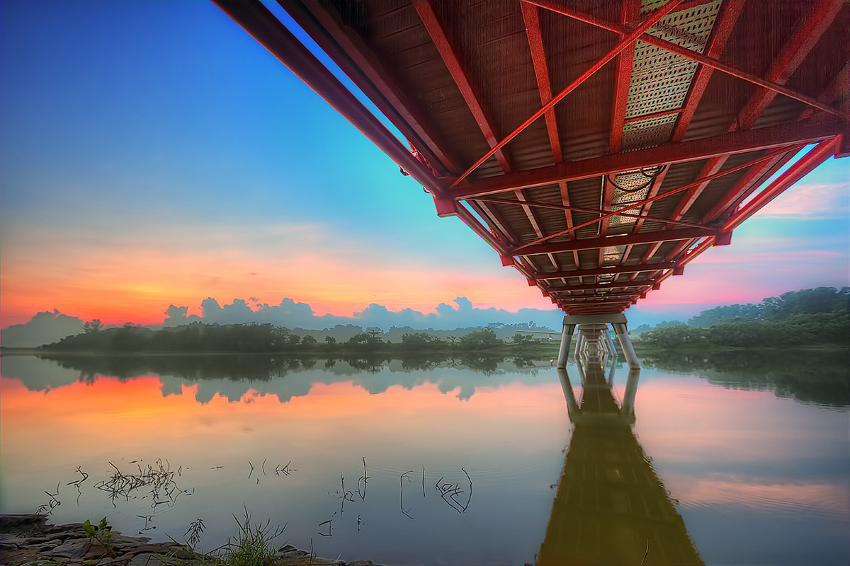 Photograph The Bridge by Partha Roy on 500px