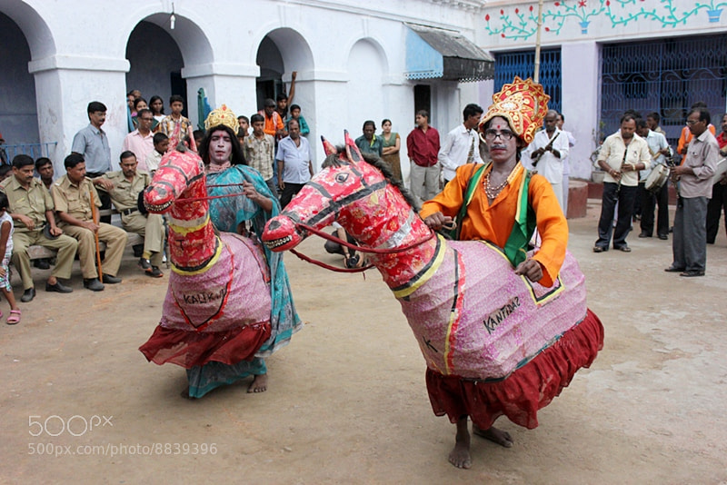 Photograph Dance of Faith. by PRASUN BISWAS on 500px
