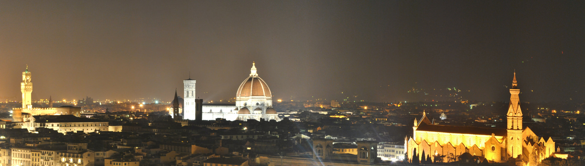 Photograph Firenze in notturna... by Andrea Ricci on 500px