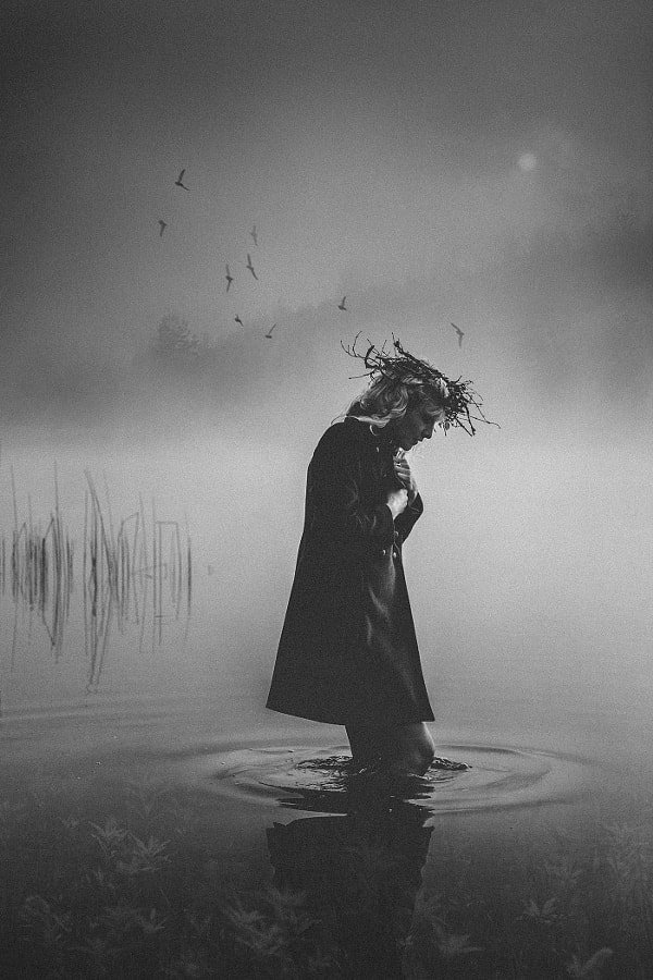 LAKE MYSTERY