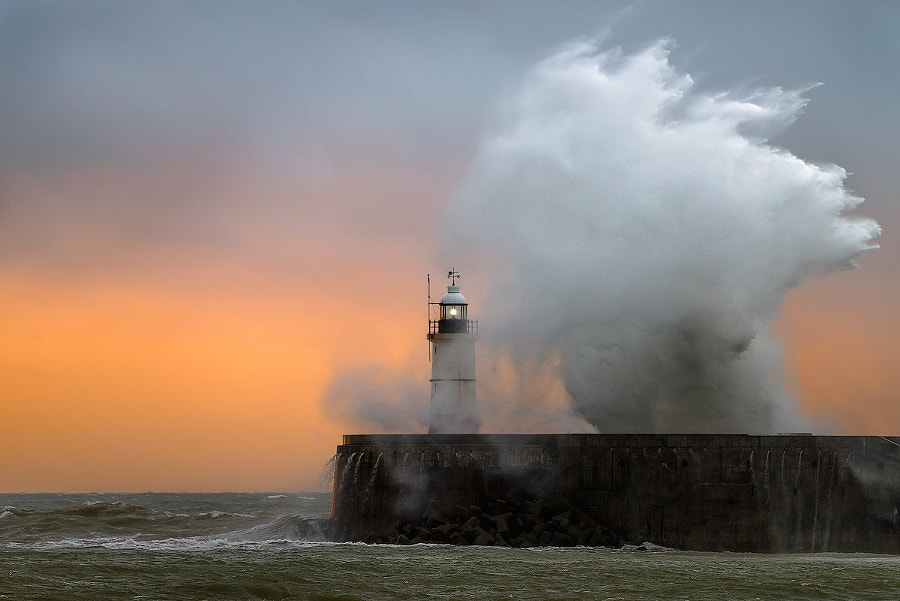 Newhaven by Mirek Galagus on 500px.com