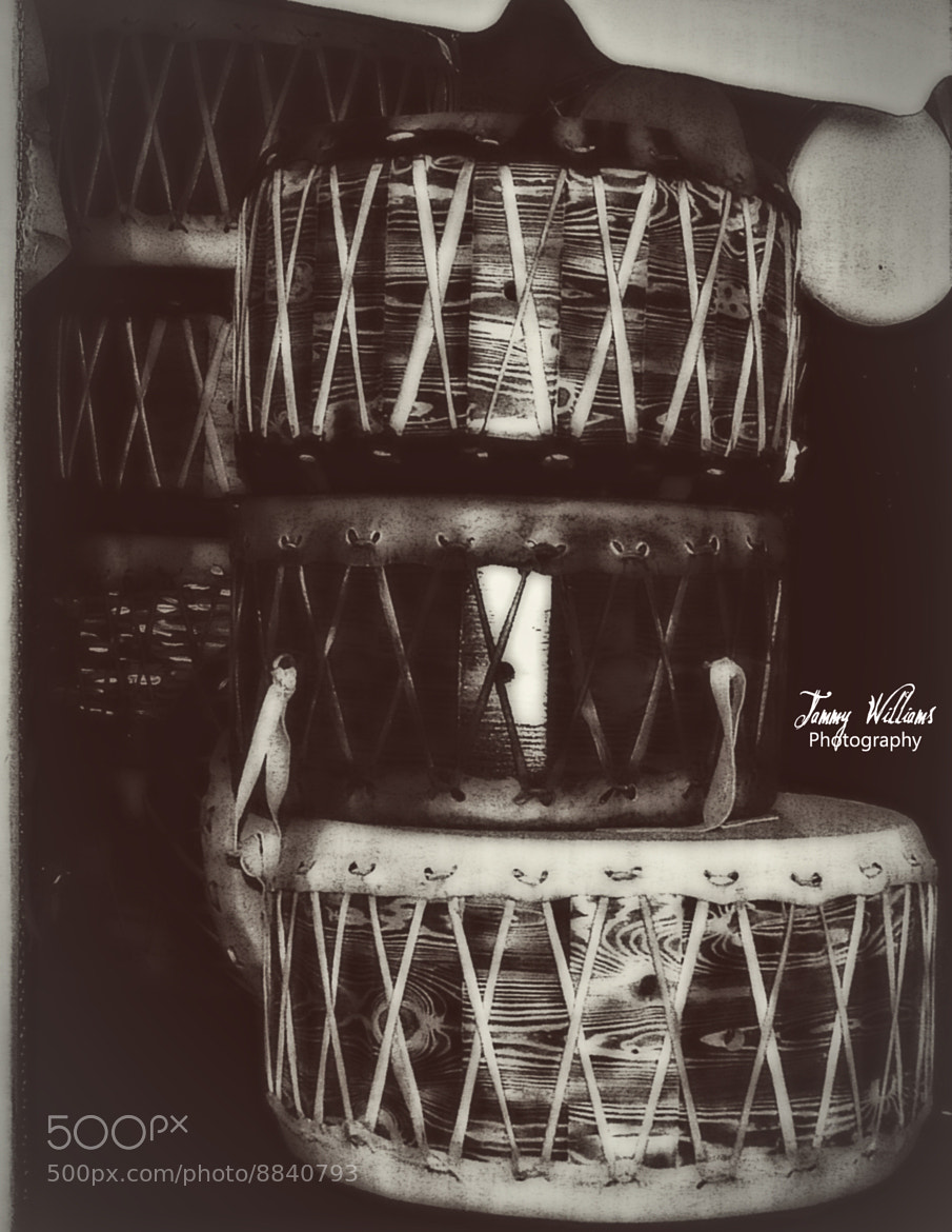 Photograph New Drums, Old Times by Tammy Williams on 500px
