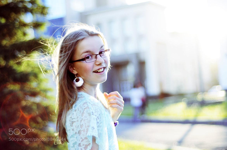 Photograph Nina by Arina Shevchenko on 500px