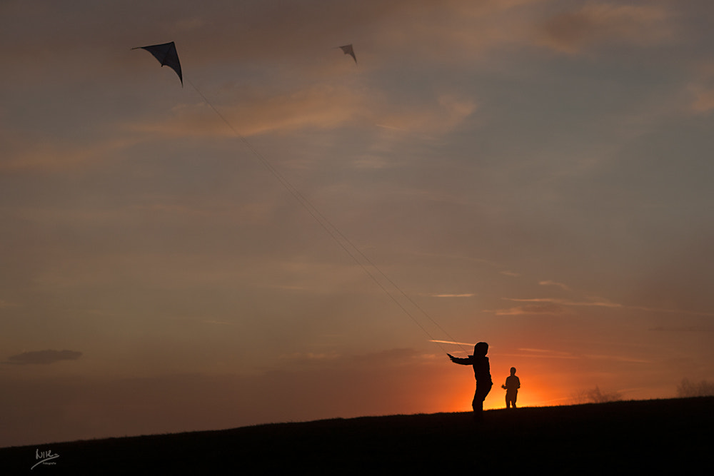 Photograph Let`s go fly a kite by Nicole Knor on 500px