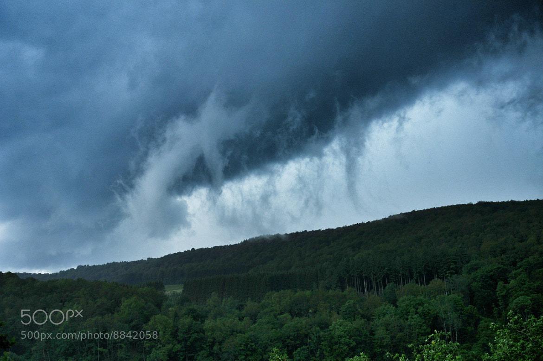Photograph Thunderstroke by Didier V.V. on 500px