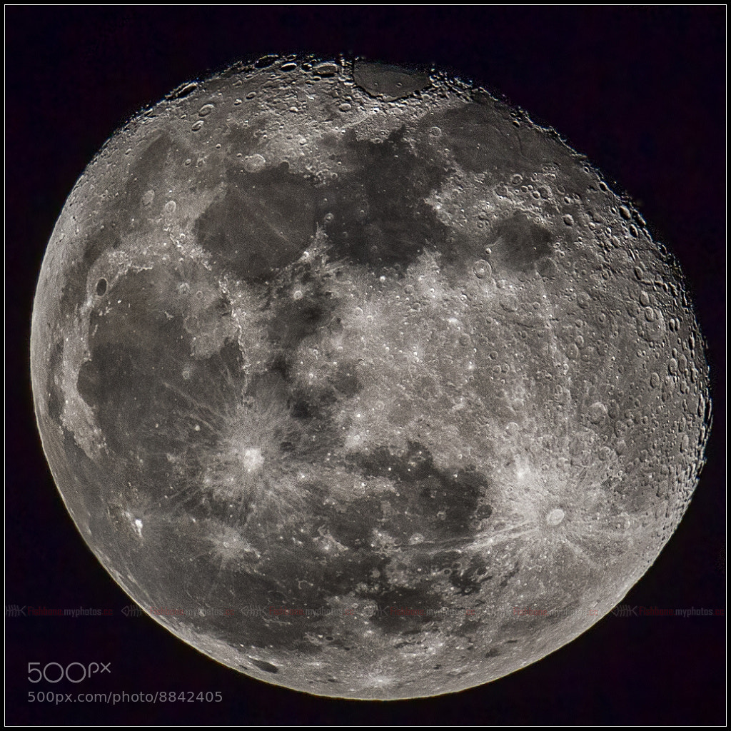 Photograph Super Moon  by Fish Bone on 500px