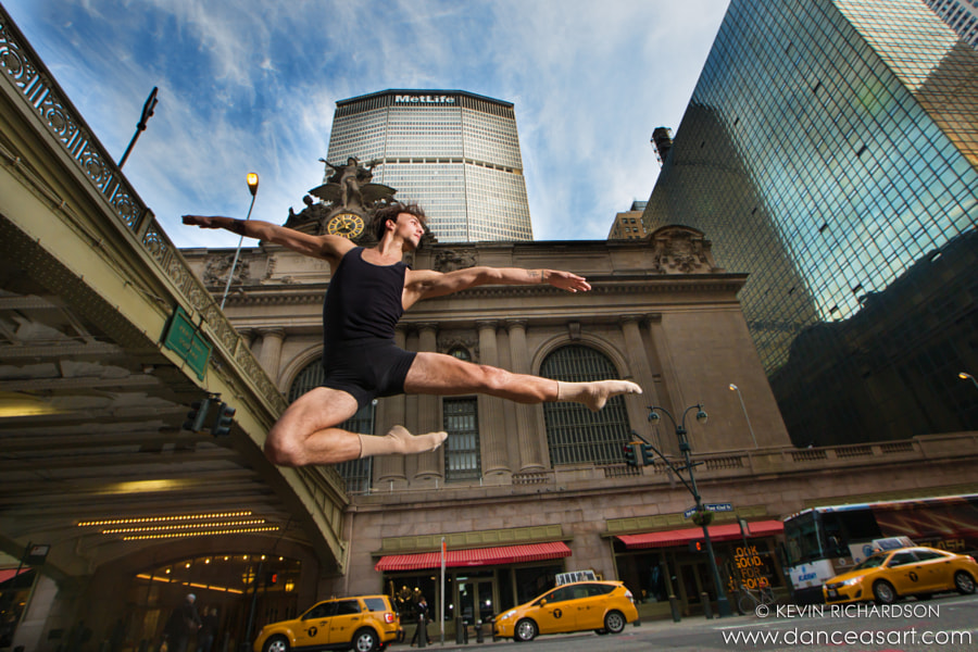 Grand Central Station Dance As Art New York City Photography