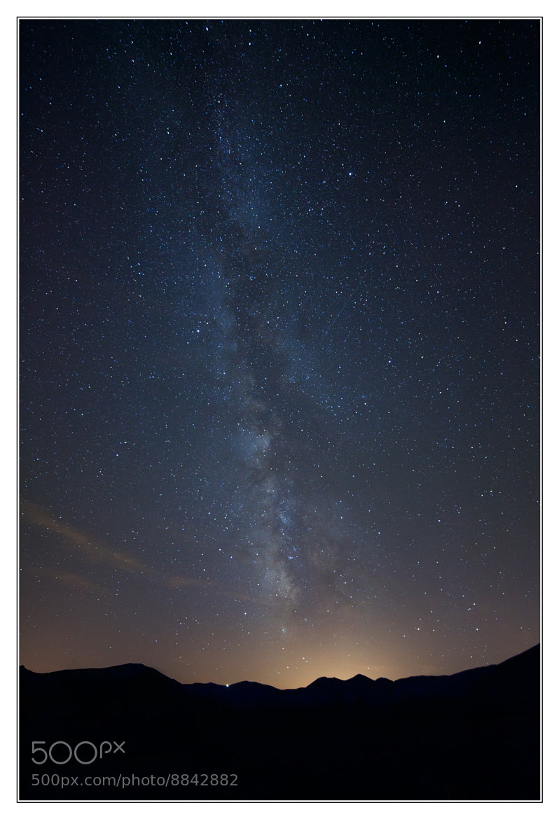 Photograph Milky way from Castelluccio by emanuele zoppo martellini on 500px