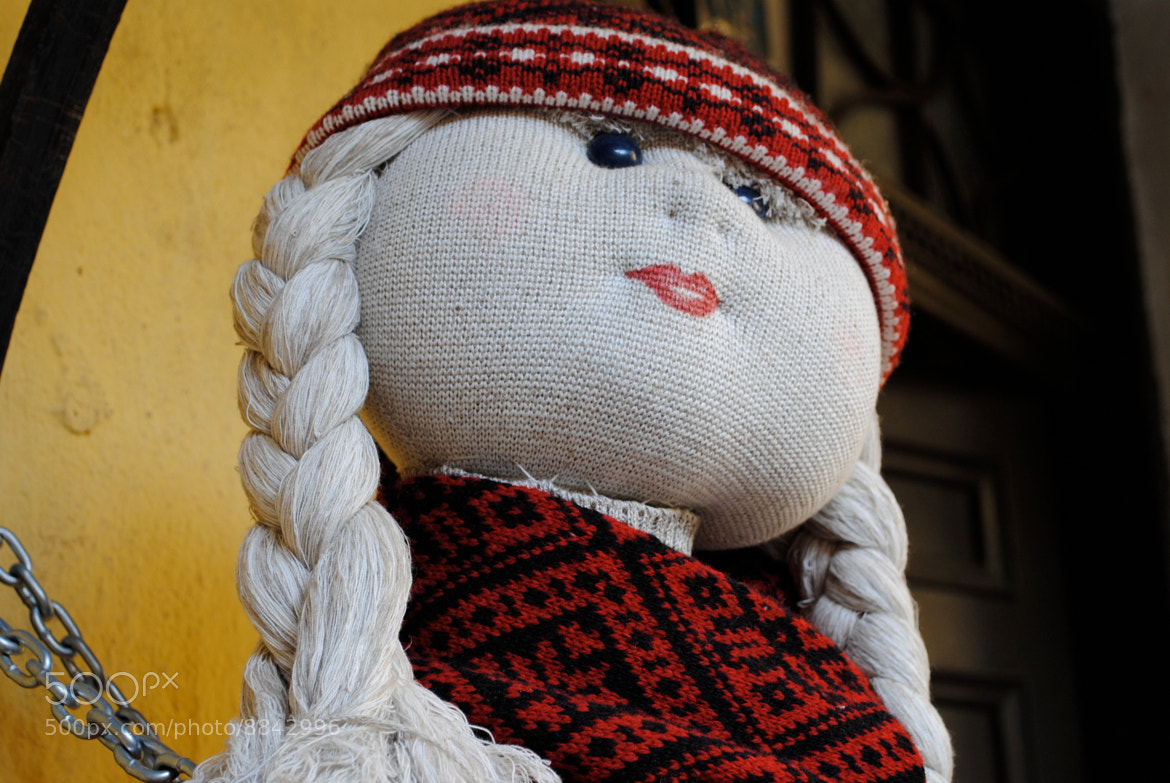 Photograph Estonian Doll by António Branco on 500px