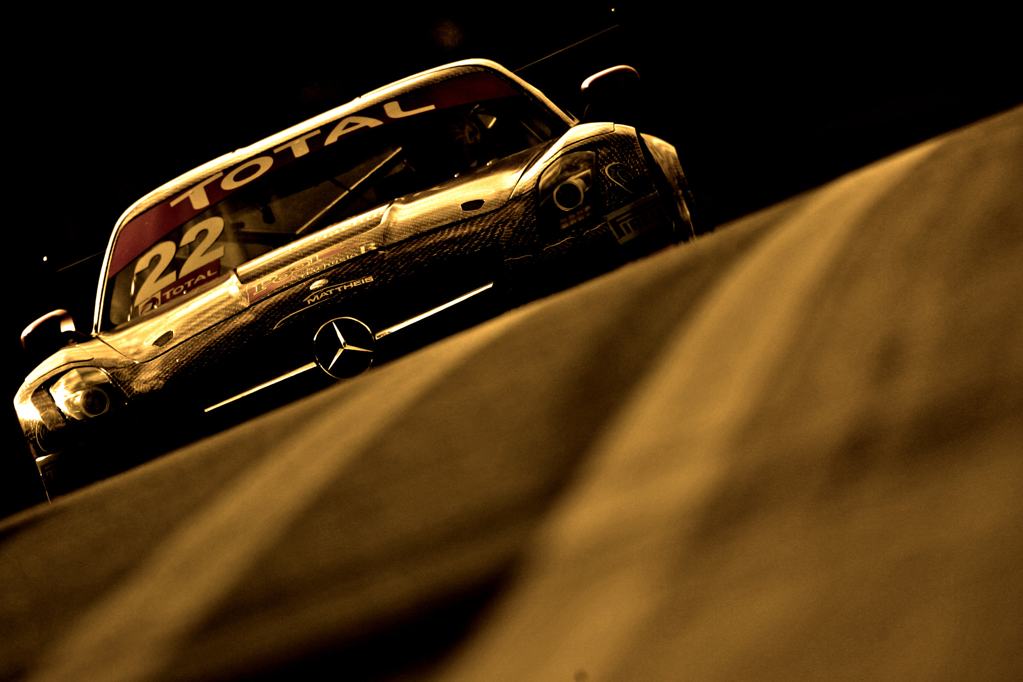 Photograph SLS AMG by Bruno  Terena on 500px