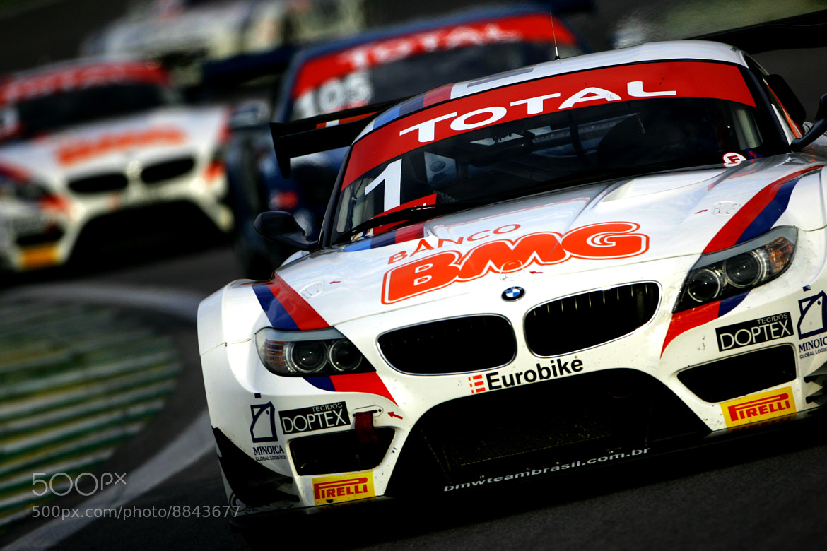 Photograph BMW Z4 GT3 by Bruno  Terena on 500px