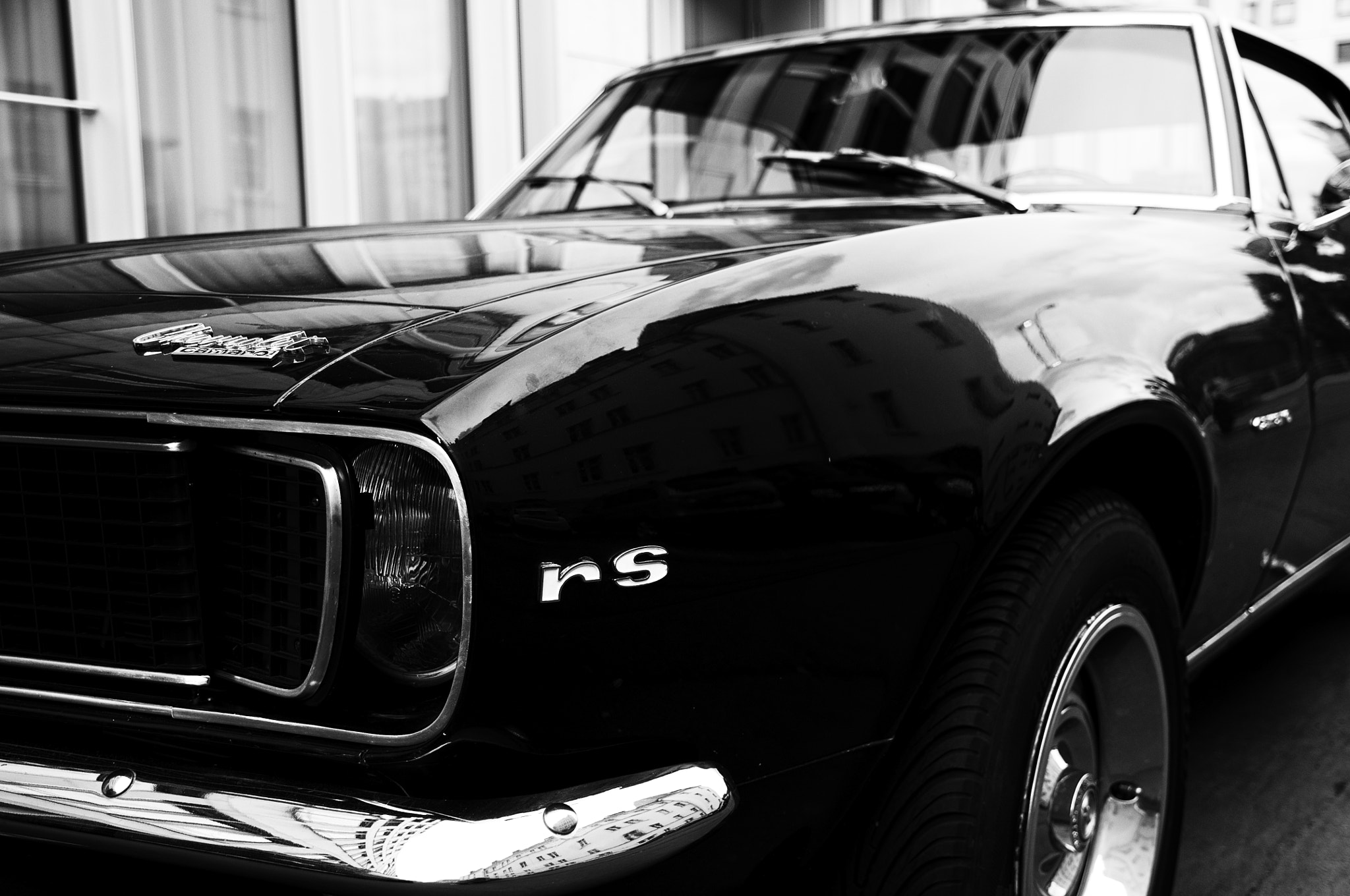 Photograph Camaro by Andreas Beck on 500px