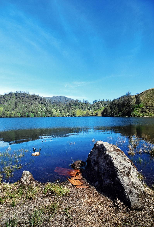 Photograph Ranu Kumbolo Lake by mayonzz on 500px