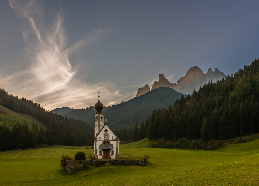 Photograph Santa Maddalena Morning by Hans Kruse on 500px