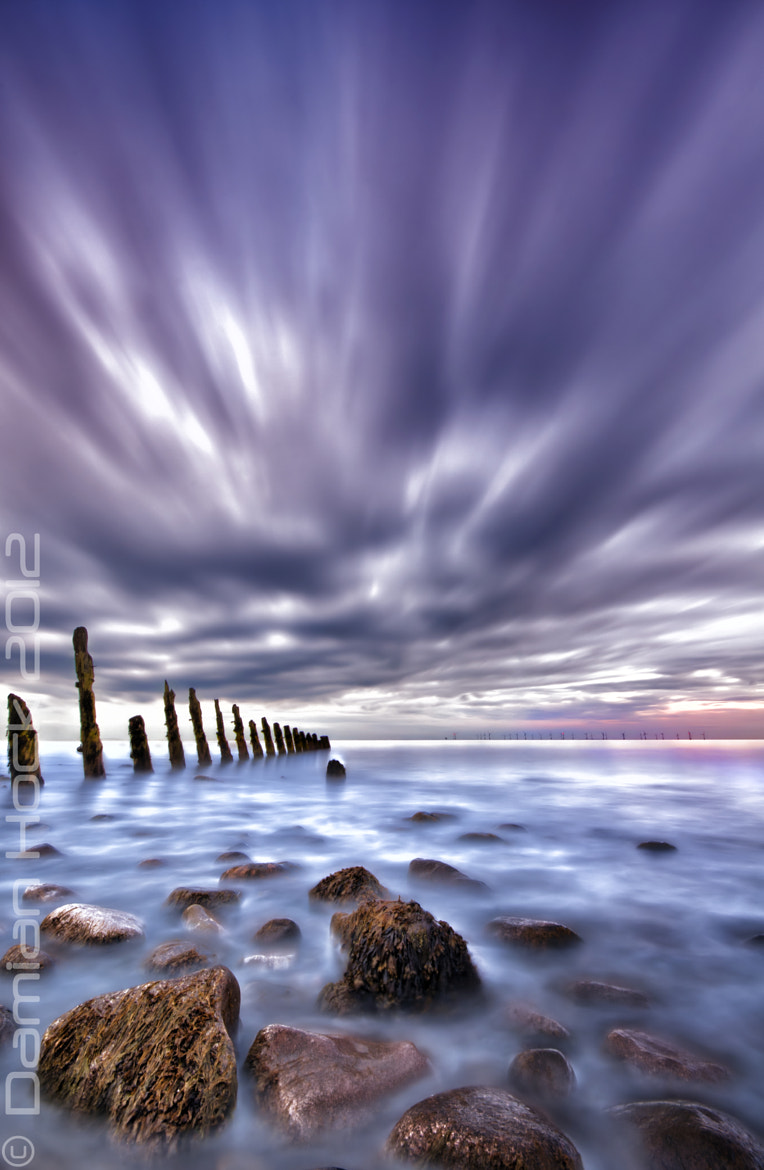 Photograph Incoming tide by Damian Hock on 500px