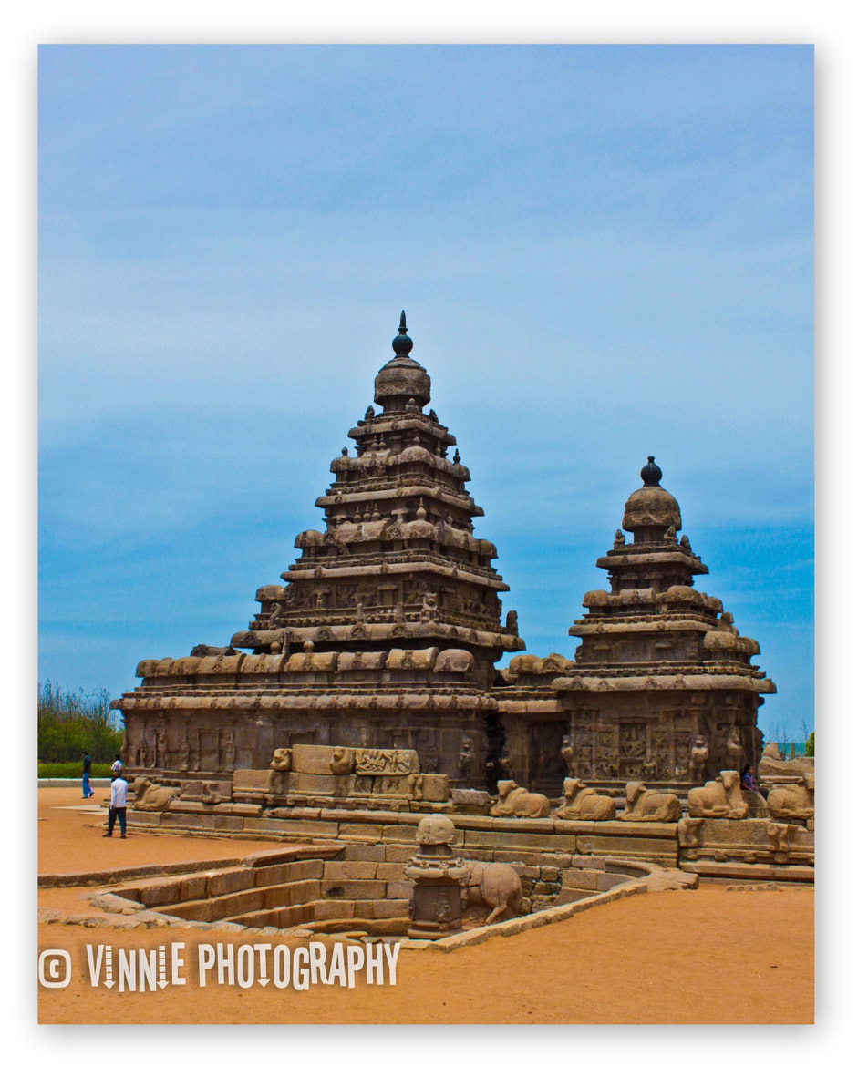 Photograph The Temple Town of Mahabalipuram by Vinu Padmanabhan on 500px
