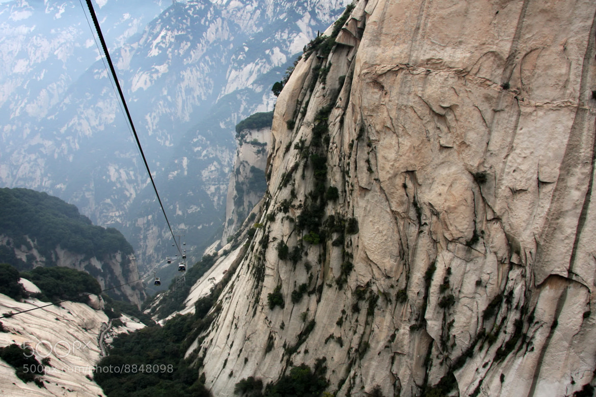 Photograph Hua Shan by Danik Charsky on 500px