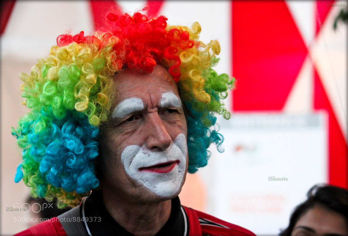 Photograph The Clown by iShoots KD on 500px