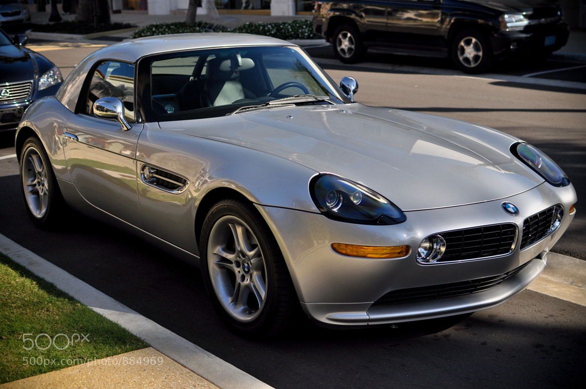 Photograph BMW Z8 by Daniel Delgatto on 500px