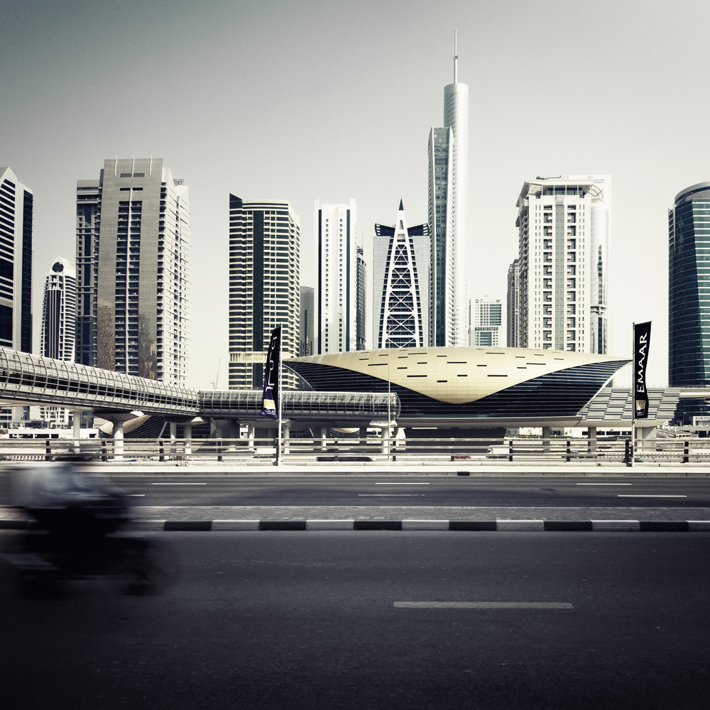 Photograph Jumeirah Lake Towers,#551 - U.A.E. 2011 by Ronny Ritschel on 500px