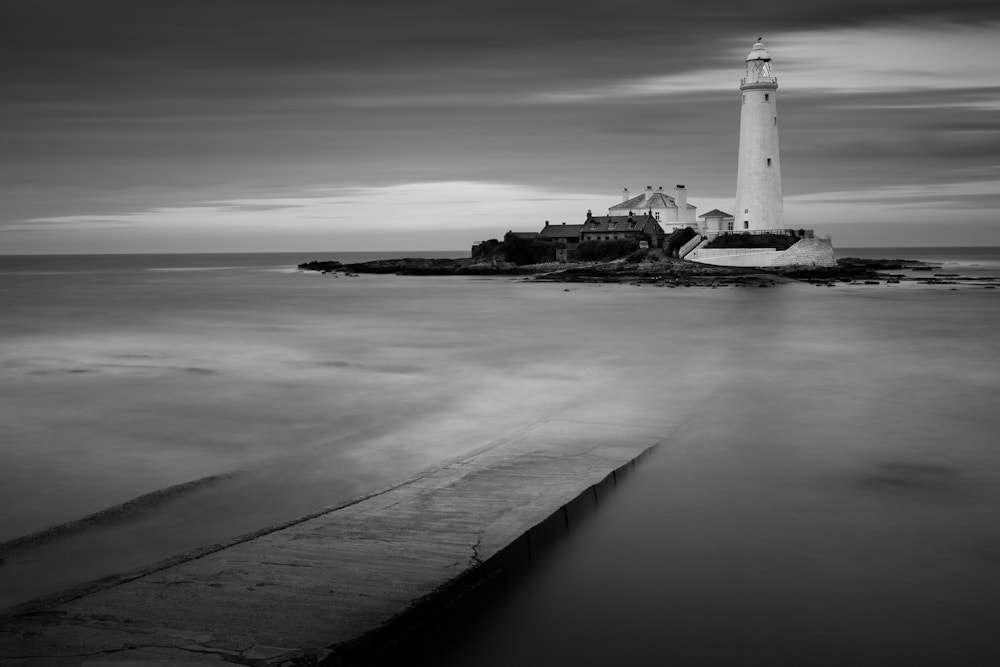 Photograph St. Marys Lighthouse by Billy Currie on 500px