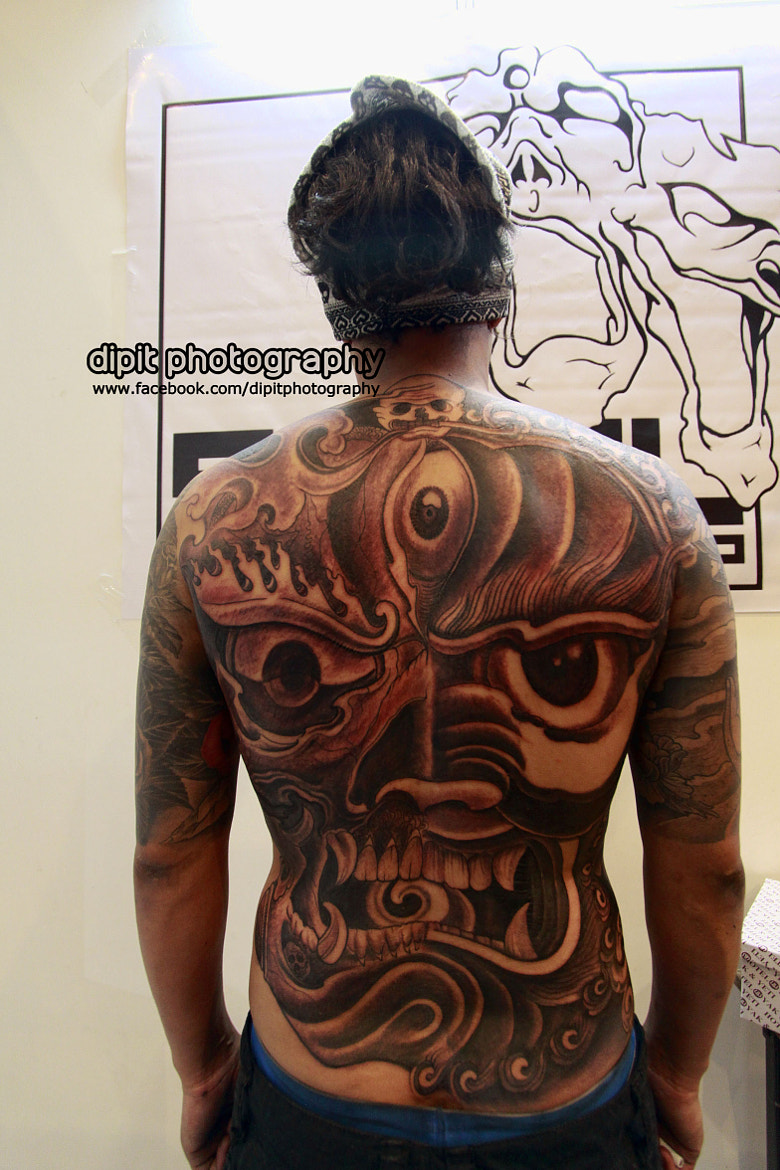 Photograph Tattoo convention 2012 by Dipit Raz on 500px
