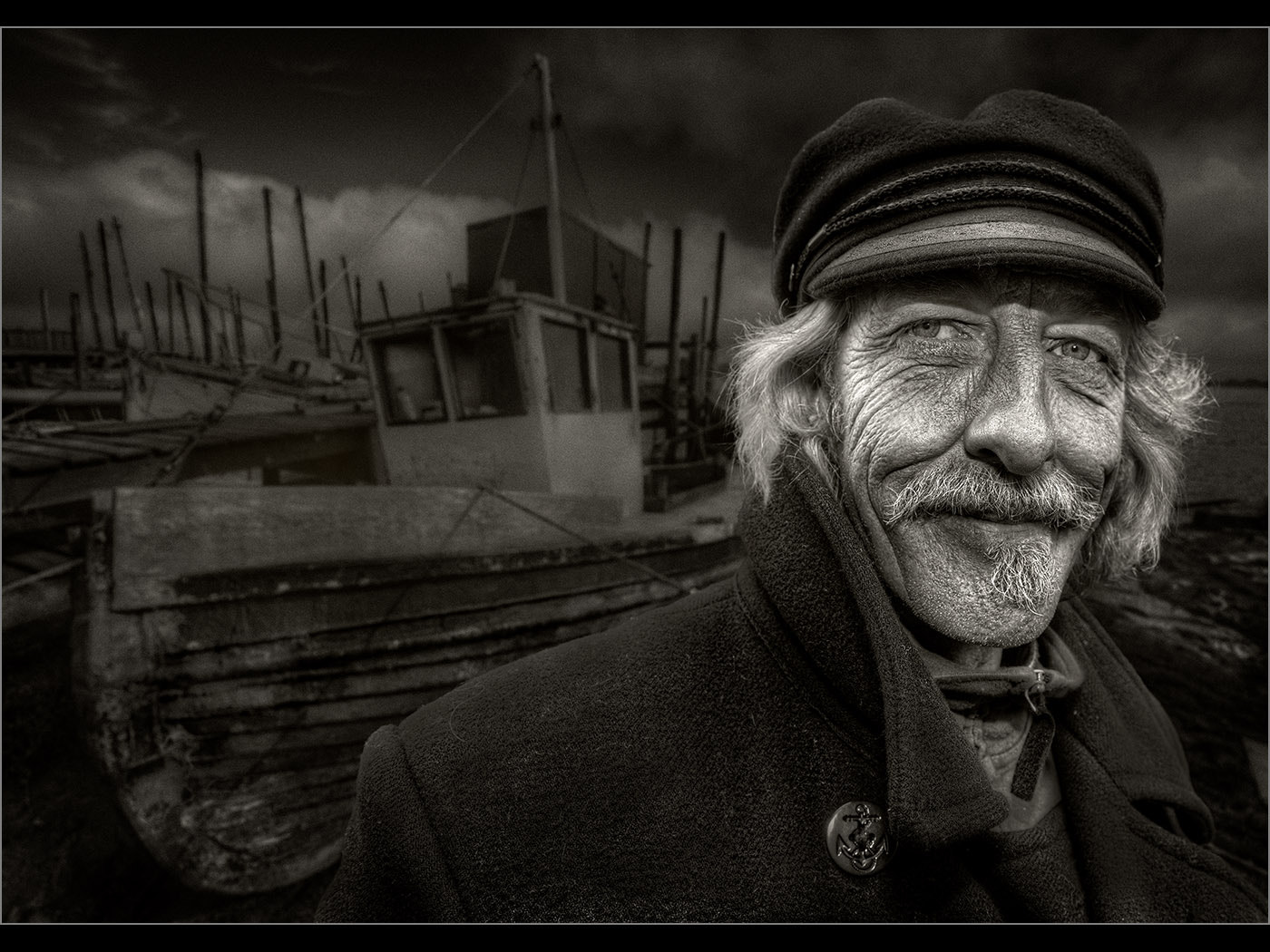 Photograph Salty Sea Dog by Adrian Lines on 500px
