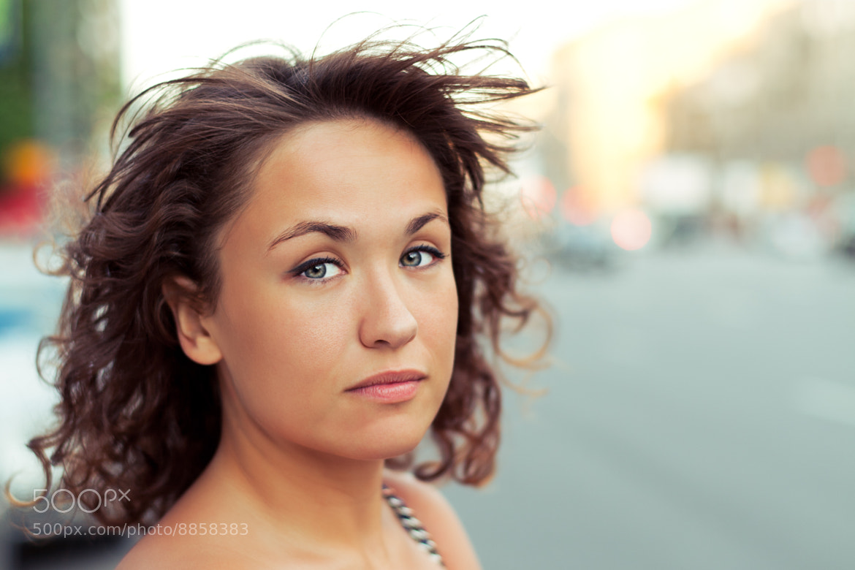 Photograph Ksenya by Alexey Tyurin on 500px