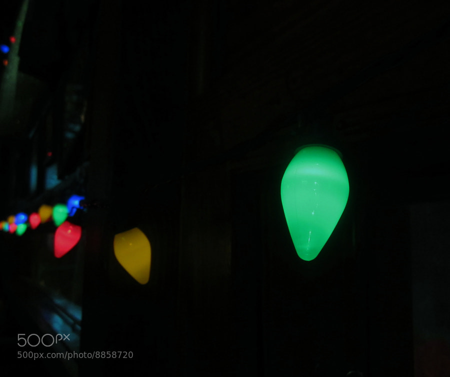 Photograph Glow Bulbs by what eye see on 500px