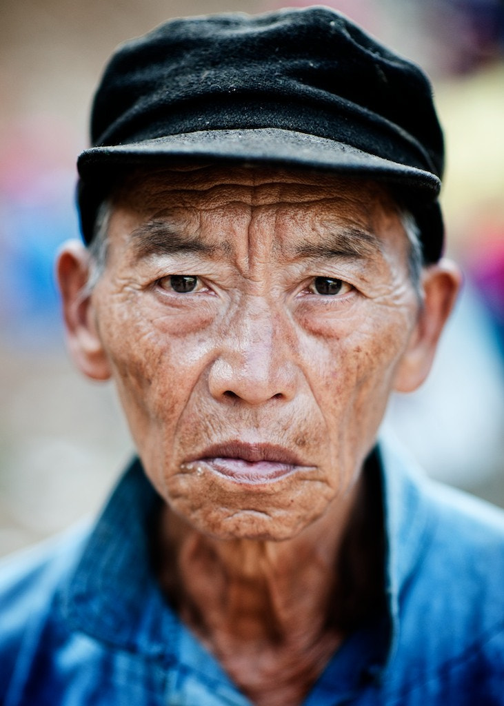 Photograph Hmong man at Ma Le market, Ha Giang by Visions of Indochina on 500px