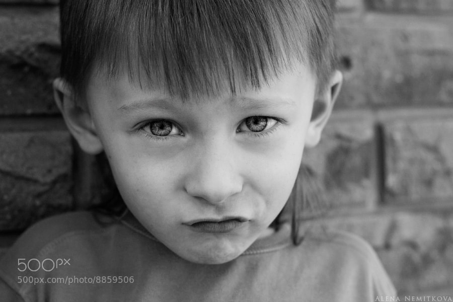 Photograph Timur by Alena Nemitkova on 500px